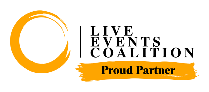 Live Events Coalition - Proud Partner